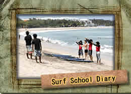 dekom surfing school blog