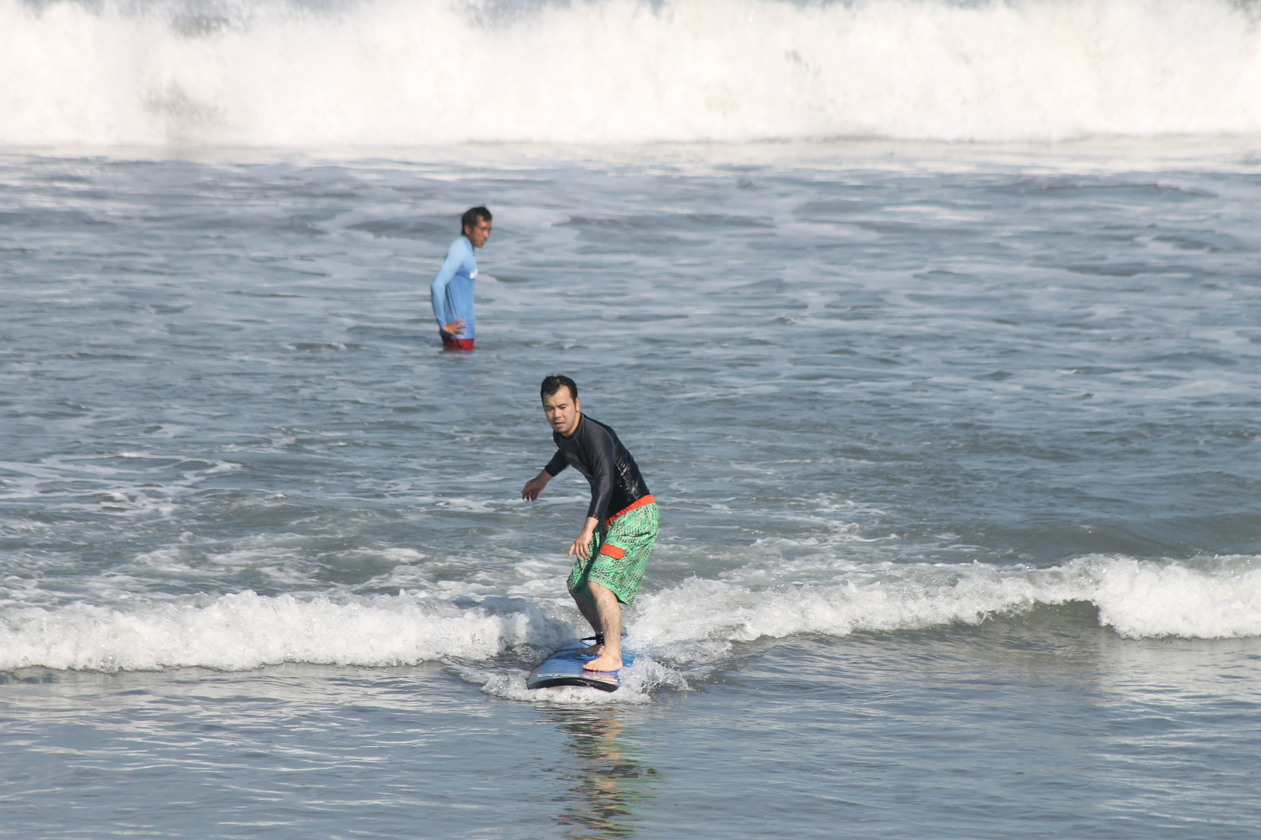 Private surf lessons in Bali for all ages - Enjoy Wipeout